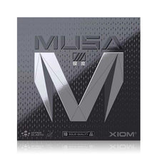 Original Xiom Musa Silver M 79-049 Professional Table Tennis Rubber Ping Pong Rubber Made In Germany(China)
