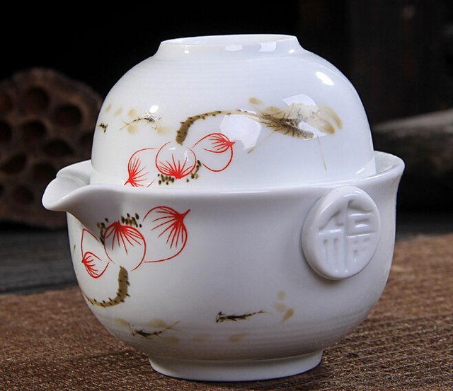 Chinese Kung Fu High Quality Tea Set for one