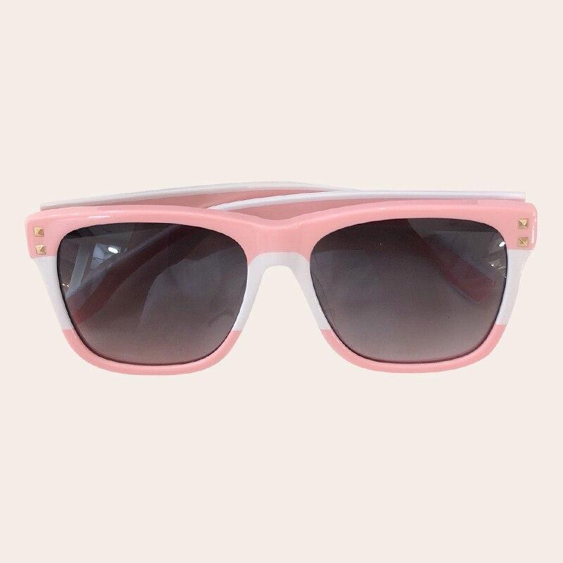 Visnice 2019 большие солнцезащитные очки мужские деревянные зернистые поляризованные линзы ацетат очки черные негабаритные защитные очки ручно... - 2