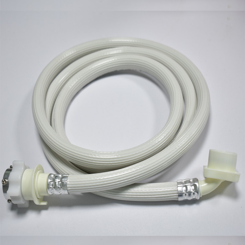 Full Automatic Washing Machine Pipe Inlet Replacements Length 2m Pipe Hose Universal Telescopic Pipe