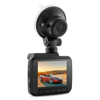 GS63H 2.4 inch LCD Car Dash Cam 4K HD Dash Camera 150 Degree Wide View Angle With GPS WiFi G Sensor Loop Recording Parking Mon