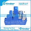 Brand new and original finder 48.52.9.024.0050 24VDC 8A 2CO finder relay