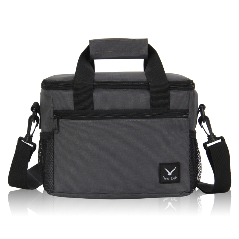 Waterproof Lunch Bags Insulated Thermal Lunch Box Ice Bag Crossbody Bags Handbags Multifunction Thermal Box Picnic Storage Bags