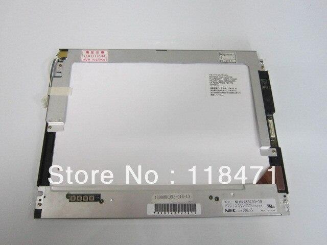 Brand original NL6448AC33-29 10.4 inch LCD display 640*480 VGABrand original NL6448AC33-29 10.4 inch LCD display 640*480 VGA