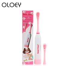 Electric Pet Dog Tooth Brush Cleaning Dogs Teeth with Non-slip Handle Perfect Care for Oral Health Products