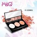 3 cor Dos Olhos Sombra Make up maquiagem beleza paleta nu Terra Cores Originais para as mulheres conjunto de cosméticos