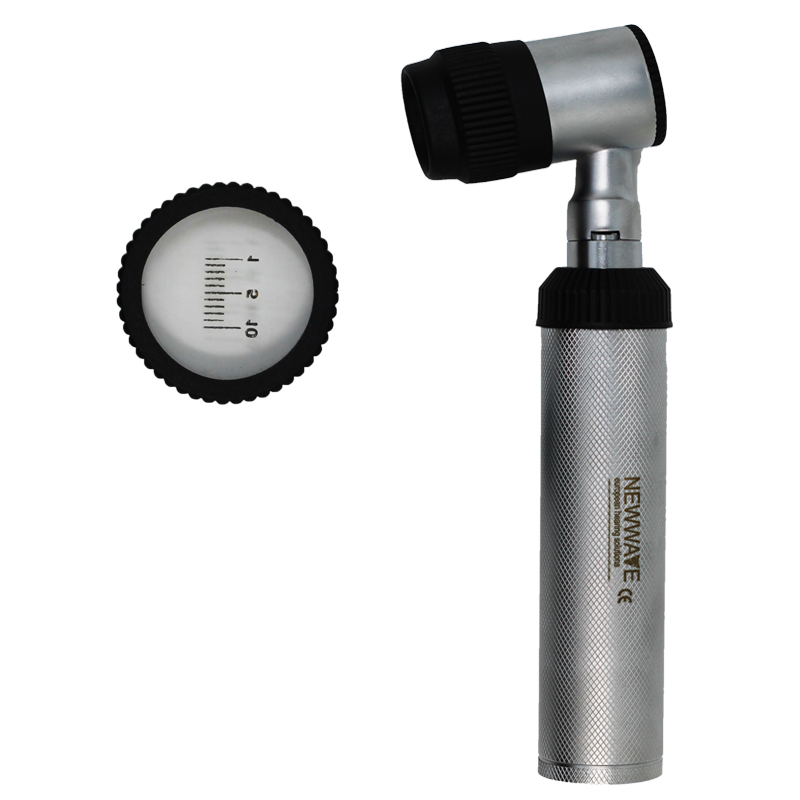 Analizador de piel dermatoscopio con conjunto de estuche rígido de producto de luz LED-in Cuidado del oído from Belleza y salud    1