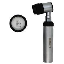 Dermatoscopio analizador de piel con luz LED producto duro juego de fundas