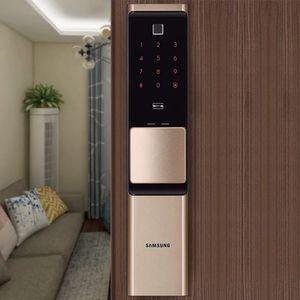 Image 2 - 2019 Nieuwe Samsung Vingerafdruk Digitale Wifi Deurslot Iot Keyless SHP DR719 Grote Moritse