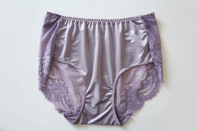 Cotton Women Briefs Plus Size Panty 3XL 4XL 5XL 6XL High Waist Underwear Lingerie Sexy Lace Floral Brief Comfortable Panty 9 (2)