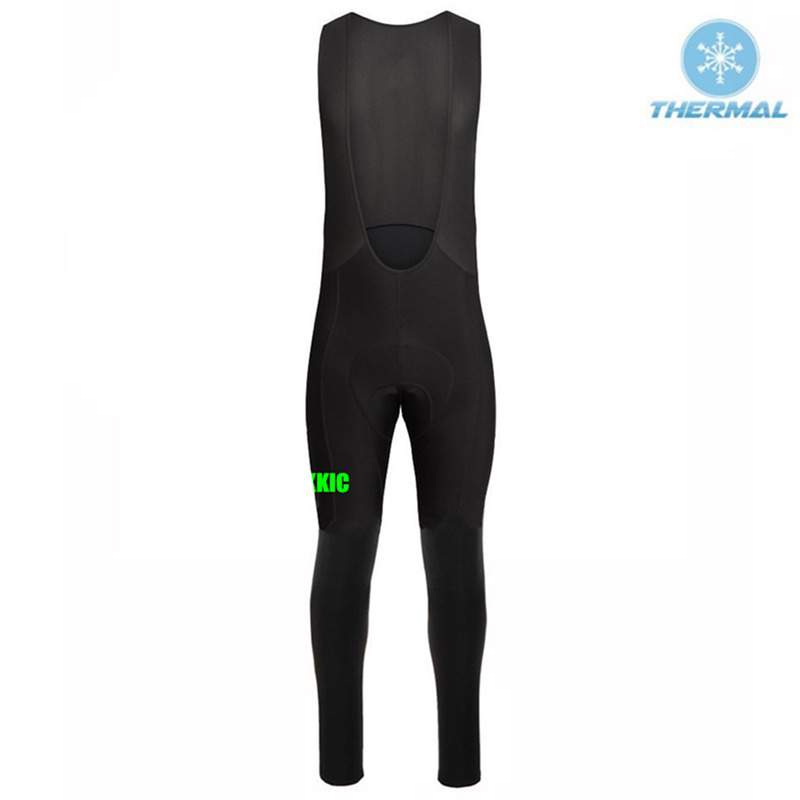 Tinkkic 2017 Winter Cycling Bib Tight Mens Bicycle Sports Pants Ropa Ciclismo Thermal Fleece Cycling Clothing Bottom #RF-34