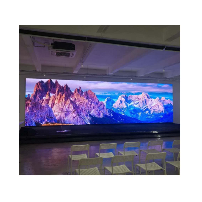 Indoor P5 Led Panel Big Screen 640×640mm Die Casting Aluminum Cabinet, SMD3528 RGB LED Display Billboard, Led Video Wall