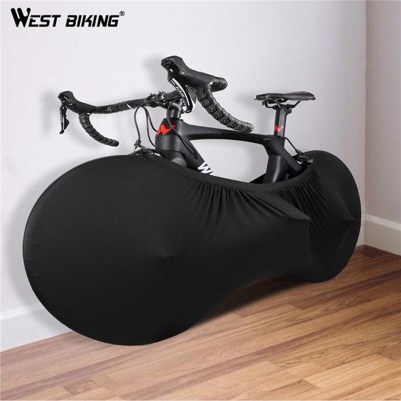 Pittsburgh Steelers Bicycle Wheel Cover Anti-dust Bike Indoor Storage Bag