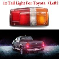 LH RH Rear Tail Light Passenger Side Tail LED Right Left 1 Pair For Toyota For