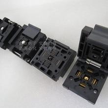 QFN48 7X70,5 мм burn-в гнездо золотое покрытие тестовая плата для интегральных схем сиденье Тесты гнездо Тесты скамья