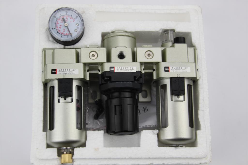 все цены на  SMC type Air Filter AC3000-02A 1/4
