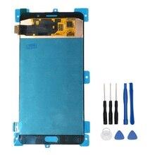 Coreprime Kualitas Tinggi Perbaikan Bagian Untuk Samsung Galaxy A9 Asli LCD Display A9000 A900 Layar Sentuh Digitizer Majelis + Alat