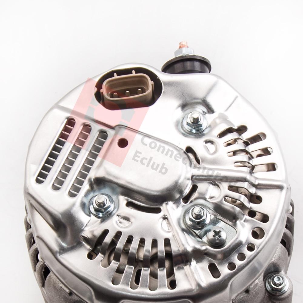 110amps Alternator for 1HZ Toyota Landcruiser 4.2 Diesel HZJ70 HZJ80 HZJ105 110 amp