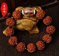 Natural Authentic Vajra Bodhi Hand String Beads Nepal Five Or Six Petals Red Bodhi Diamond Bracelet