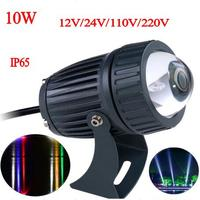 12V 24V 110 240V Cree LED Chip LED Wall Washer Floodlight Waterproof IP65 10W beam LED Spotlight lamp Outdoor Landscape Light