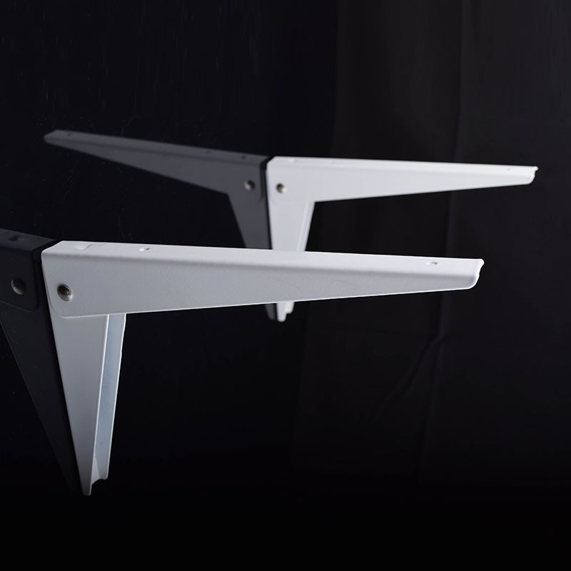 Folding shelf bracket estantes de pared decorativos shelf support ...