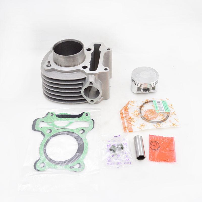 Motorcycle Cylinder Piston Ring Gasket Kit for SYM GR125 XS125T XS125T-17 ARA GR XS 125 125cc Engine Spare Parts ремень sym jp150 gr125 xs125t 17