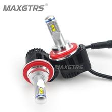 All in one H13 9008 H/L LED 6000K Canbus Lumileds Chips 110W 10400lm Car LED Bulb Headlight Fog Light Conversion Kit