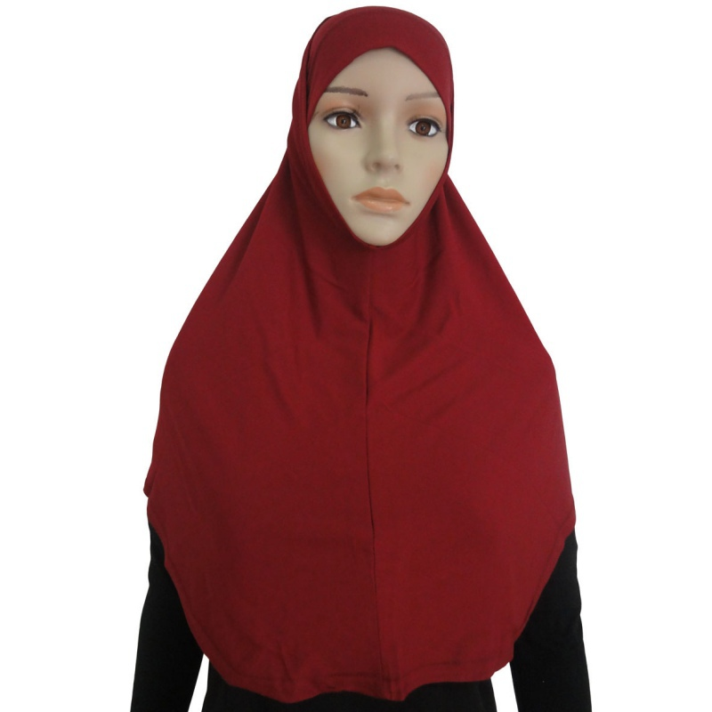 Ramadan Amira Muslim Cotton Blend Hijab Shawl Headwear Islamic   Scarf     Wrap   T89