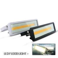 Waterproof IP66 LED Flood Light 50W 100W 150W 200W Projector 110V 220V Outdoor Security Landscape Floodlight Wall Spotlight Chip