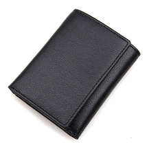 2017 New RFID wallet Drop shipping luxury real men 100% genuine leather wallet USD purse vintage mens wallet Free Shipping