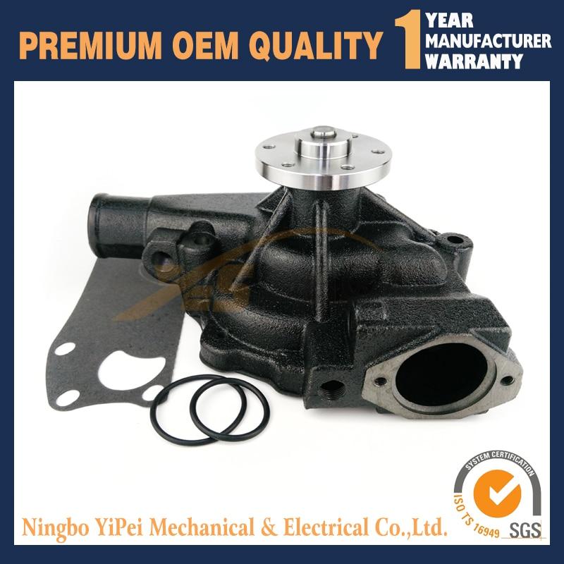 Engine Cooling Water Pump for Komatsu 6D95L 6206-61-1505 Forklift Excavator Loader
