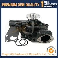 Motor Kühlwasser Pumpe für Komatsu 6D95L 6206-61-1505 Gabelstapler Bagger Loader