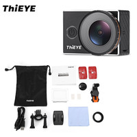 Original ThiEYE V5s 4K WIFI Zoom Action Camera 1080P 30fps LCD 60M Waterproof 170 Degree Wide