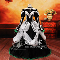 NEW Anime Vocaloid MIKU KAITO Cantarella formal dress cosplay costume Dinner Dress Halloween Royal gown Accept customized