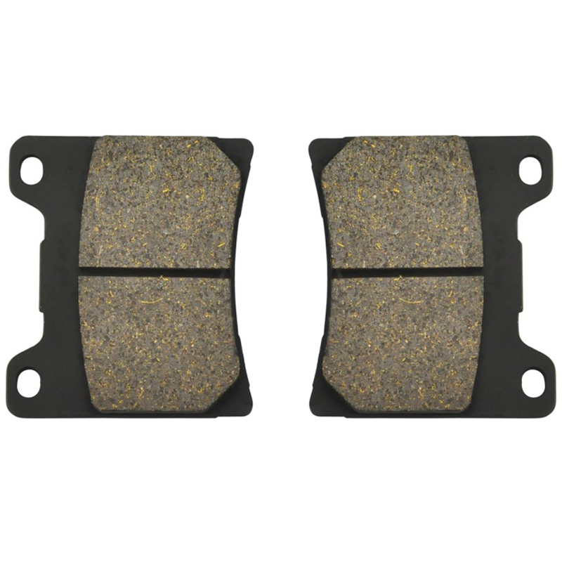 LOPOR Motorcycle Rear Brake Pads For Yamaha TDM 850 91-01 TRX 850 96-99 XJ900S 95-03 GTS1000 93-99 FZR1000 87-02 BT1100 02-06