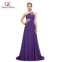 Modest Cheap Bridesmaid Dresses under 50, Chiffon One Shoulder Pink Purple Mint Green Red Long Bridesmaids Dresses Floor Length