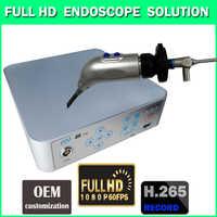 FULL HD 1080P60FPS MEDICAL ENDOSCOPE CAMERA USB RECORD PC and phone wireless network, LAPAROSCOPY Arthroscopy HYSTEROSCOPY ENT
