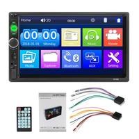 auto radio 2 din Car Radio 7 Inch Auto Radio Multimedia Player with Android Mirror link Support Steering Wheel Remote
