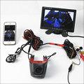 APP Control Car Wifi DVR Dual Camera lens For vw Beetle Dash Cam Novatek 96658 Car Black Box Camcorder + Motion Detection wdr