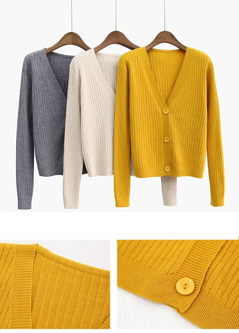 c4a6bbc47c7 Harajuku Cardigan Ladies 2018 Spring Fashion Knit Sweater Women Large Coat  Casual Jacket Winter Clothing summer lady s sweater