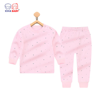 Baby Girl Clothes Set 2pcs Baby Boys Clothes Long Sleeve T Shirt Pants Suit Cotton Baby