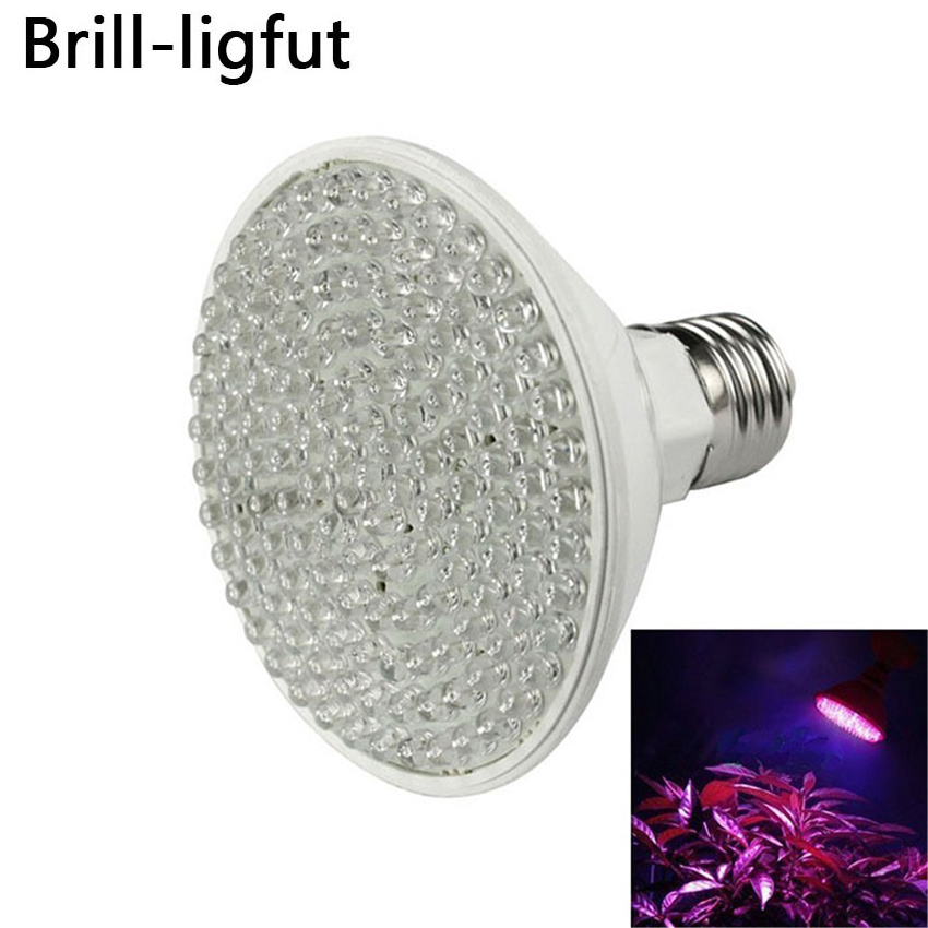 Full Spectrum E27 38leds 60leds 100leds 138leds led Plant Grow Light Lamp Bulbs AC220V for Hydroponics Flowers Plants Vegetables