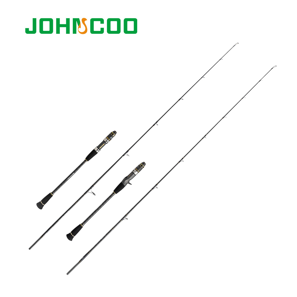 Slow Jigging Fishing Rod 1 83m 1 95m Lure Weight 80 300g M power PE 2