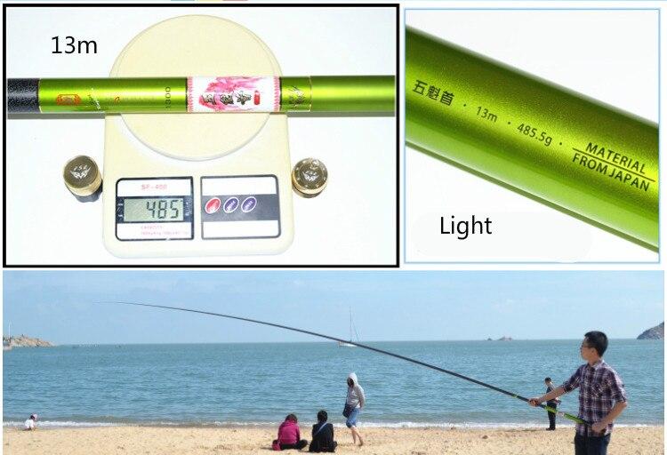 Novo Tipo de Vara De Pesca Super