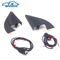 JXZT for Kia rio2012 2015 modified tweeter high pitched car door triangle speaker speaker also sent non destructive adapter cabl