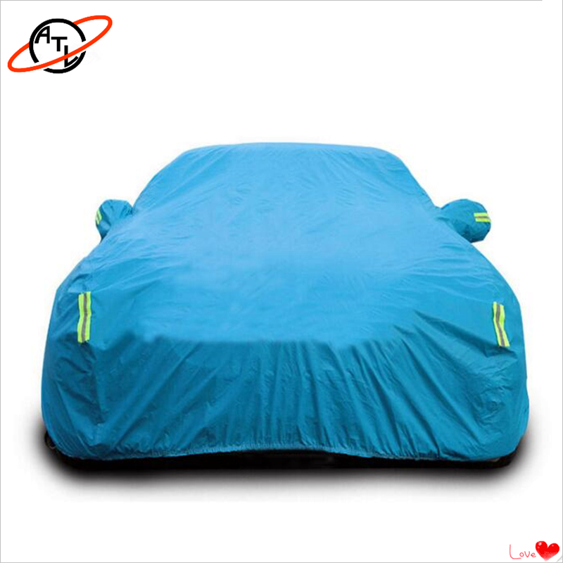 ATL D4k Thicken high density flocking car cover,rain proof snow defence,dust proof hail proof RENAULT CLIO ESPACE FLUENCE купить в Москве 2019