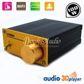 Nobsound 100 Вт цифровой усилитель мощности домашние аудио стереосистемы HiFi 2 0 канальный громкоговоритель amp