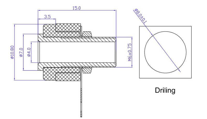 1 bộ 4mm 19A Đồng Chuối Bảng Điều Khiển Ổ Cắm Cắm Liên Kết Bài Loa Âm Thanh Adapter Bộ Khuếch Đại Công Suất Nữ Nhà Ga Kết Nối