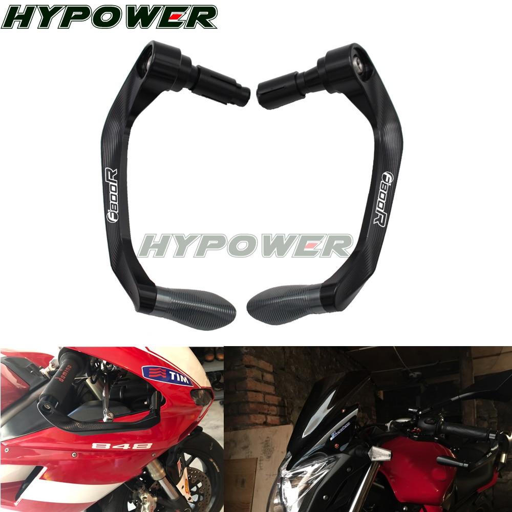 "Universal de 7/8 ""22mm de la motocicleta Freno de manillar protector de palancas de embrague para BMW F800R F 800R 800 R"