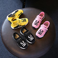 Nova primavera carta das crianças HC sapatos de design da marca de moda meninos meninas sapatos casuais crianças sapatas do esporte 16J03